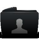 folder, user