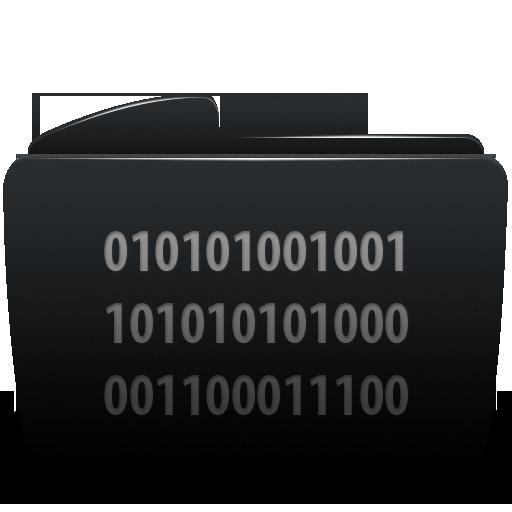 byte, folder icon