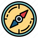 compass, cursor, gps, navigation icon