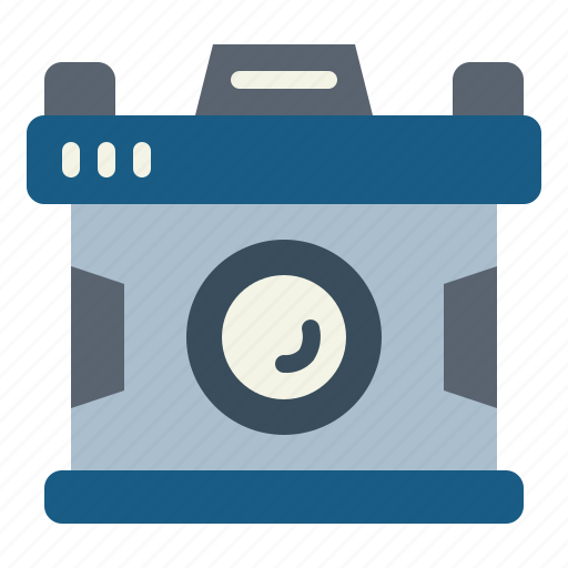 camera, digital, photo, photograph icon