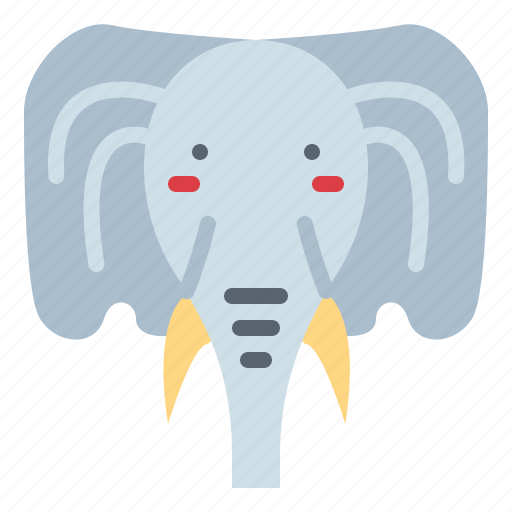 Animal, cultures, elephant, mammal icon - Download on Iconfinder