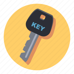 key, lock, password, secure, security icon