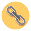 chain, connect, connection, link, web icon