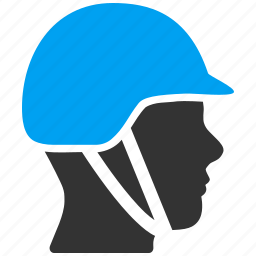 hard hat, hardhat, helmet, motorcycle, protection, protective, safety icon