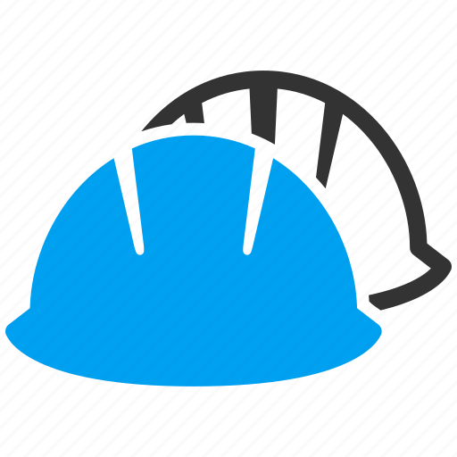 hard hat, hardhat, helmets, industrial, protection, protective, safety icon