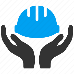 caution, danger, industry, protection, safety, security, warning icon