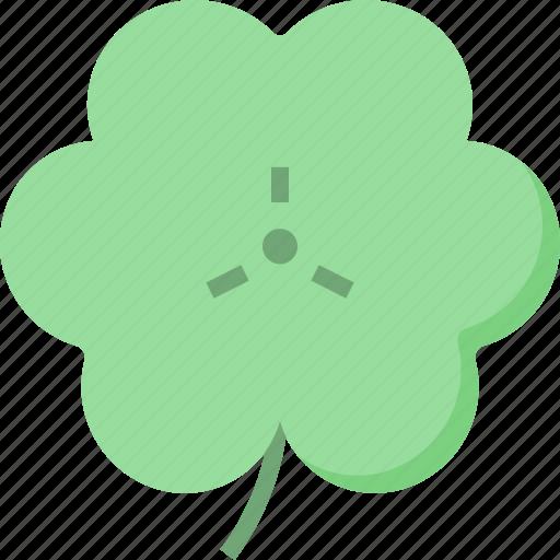 Clover, day, leaf, luck, patrick, shamrock, st icon - Download on Iconfinder