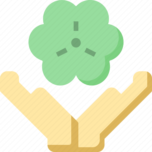 Clover, day, irish, luck, patrick, shamrock, st icon - Download on Iconfinder