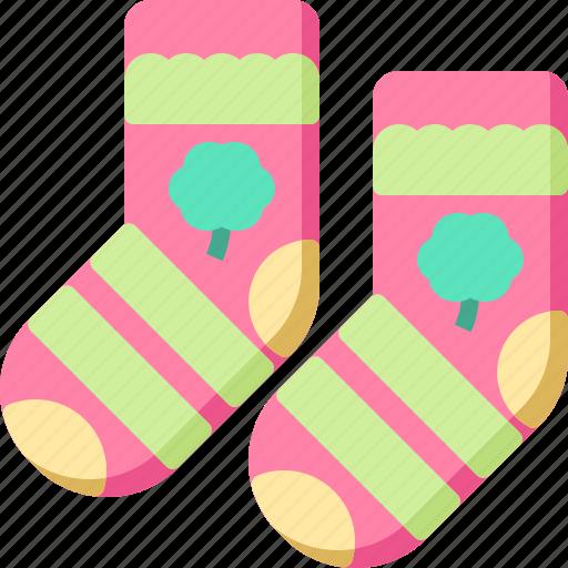 Clover, day, patrick, shamrock, socks, st icon - Download on Iconfinder