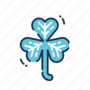 clover, day, leaf, luck, lucky, patricks, shamrock icon
