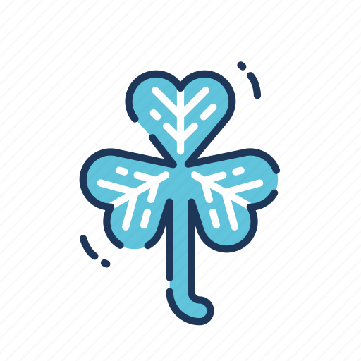 Clover, day, leaf, luck, lucky, patricks, shamrock icon - Download on Iconfinder