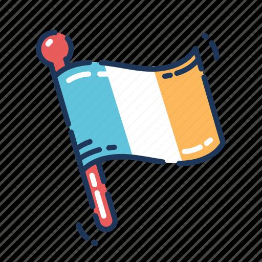 Flag, day, ireland, irish, patricks, saint, saint patricks day icon - Download on Iconfinder