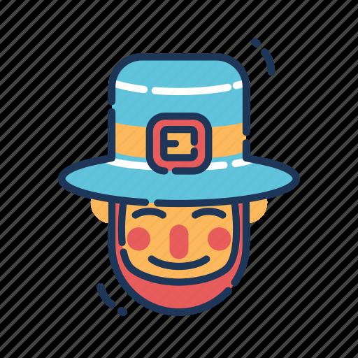 Leprechaun, day, hat, irish, lucky, patricks, saint icon - Download on Iconfinder