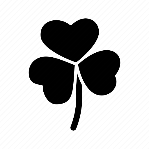 clover, clover leaf, leaf, shamrock, st patricks day, three leaf clover icon