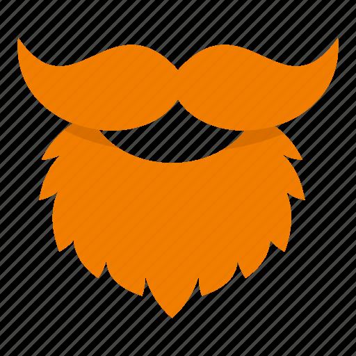beard, holiday, irish, leprechaun, mustache, patrick, saint icon