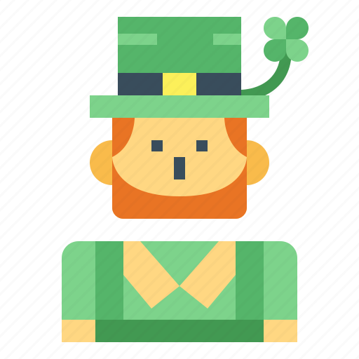 Costumes, cultures, irish, patrick, saint icon - Download on Iconfinder