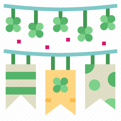 Celebration, flag, garland, party icon - Download on Iconfinder