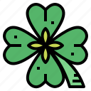 clover, good, leaf, luck, plant