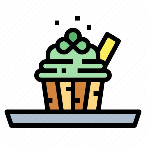 Cake, cupcake, dessert, sweet icon - Download on Iconfinder