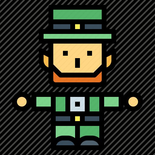 Cultures, irish, leprechaun, patrick, saint icon - Download on Iconfinder