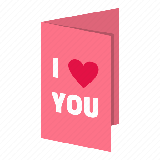 card, compliment, feeling, greeting, heart, love, valentine icon