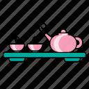 cherry blossom, festival, japanese, sakura, tea icon