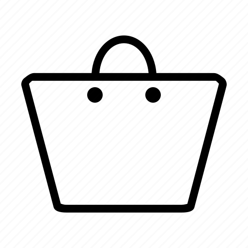 bag, basket, buy, cart, package, shopping, store icon