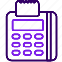 edc, machine, online, sales, shop icon