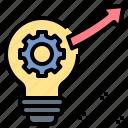 creative, evolve, idea, innovation, technology