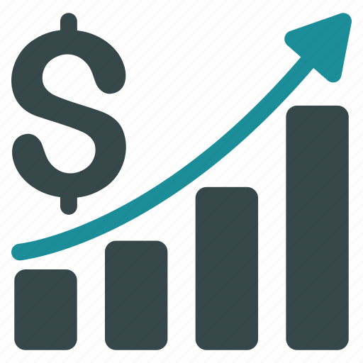 analytics, business, chart, money, sales report, statistics, success story icon