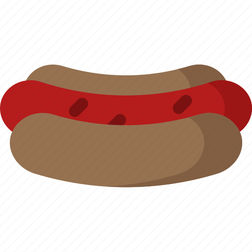 bread, cooking, food, hotdog, kitchen, meal, restaurant icon