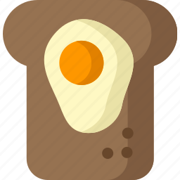 egg, eggs, food, healthy, meal, restaurant, sandwich icon