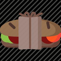 bakery, bread, breakfast, food, kitchen, sandwich icon