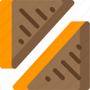 burger, eat, food, grilled, meal, restaurant, sandwich icon