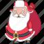 christmas, gift, holiday, new year, present, santa, xmas icon