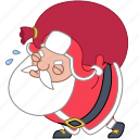 christmas, gift, heavy, holiday, present, santa, xmas icon