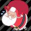christmas, gift, heavy, holiday, present, santa, xmas icon