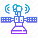 communication, satellite, transfer, transmission icon