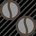 bean, coffee, coffeebean, espresso