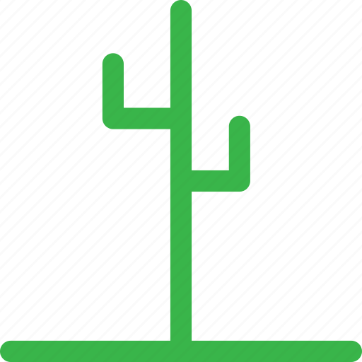 cactus, forest, grow, nature, plant, thin, tree icon