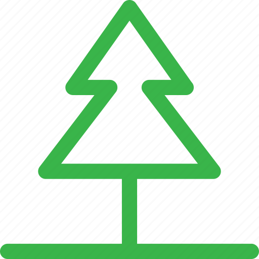 christmas, forest, green, nature, pine, tree, trees icon
