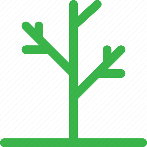 branch, forest, green, grow, nature, plant, tree icon