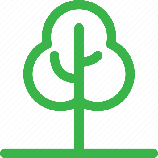 cash, forest, green, grow, nature, plant, tree icon