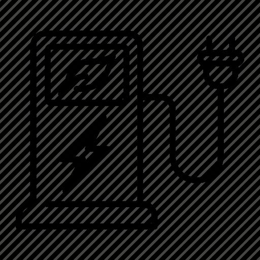 Fuel, petrol, gasoline, gas, pump, station, petroleum icon - Download on Iconfinder