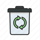 waste, trash, garbage, recycle, bin, recycling, clean