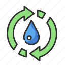 water, ecology, clean, environment, recycle, recycling