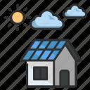 energy, panel, solar, technology, renewable, power