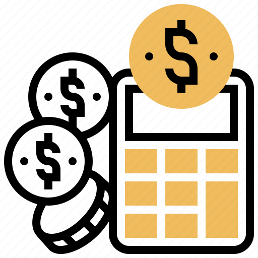 Account, bank, calculator, finance, saving icon - Download on Iconfinder