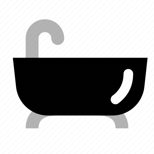 Bath, bathroom, clean, shower, toilet, wash, water icon - Download on Iconfinder
