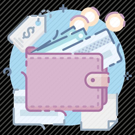 Money, wallet icon - Download on Iconfinder on Iconfinder